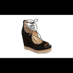 Sam Edelman Harriet espadrille wedge
